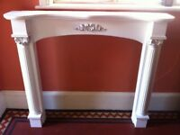 Wooden Fire Surround / Can Deliver