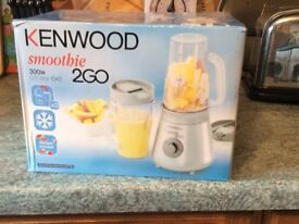 Kenwood smoothie 2go