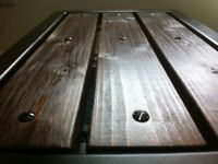 Industrial Hand Made Coffee table Freshly Brewed!