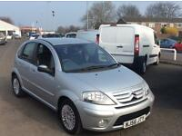 2007 CITROEN C3 EXCLUSIVE 1.6 HDI 1 OWNER F.S.H