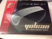 Damson Vulcan Wireless Portable Bluetooth Speaker