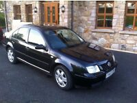 Volkswagen Bora 2003 1.9 TDISE(130, 154mls, 12 months mot, 2 lady owners, very good condition