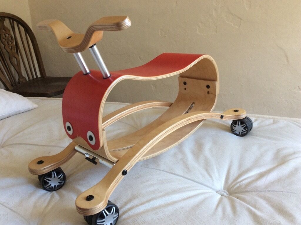 whisbone childs ride on toy