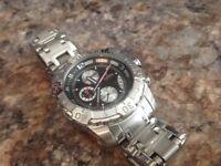 Festina sports chronograph watch 100m (genuine)