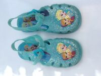 Frozen Jelly Shoes/Sandels - Size 12
