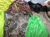 LADIES CLOTHES/FOOTWEAR