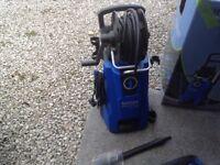 Nilfisk E140.3-9 Xtra Exellent 140 Bar pressure washer.