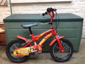 Childs bike for sale