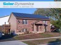 Turn-key Solar Systems! MicroFIT, Canadian Solar, Enphase