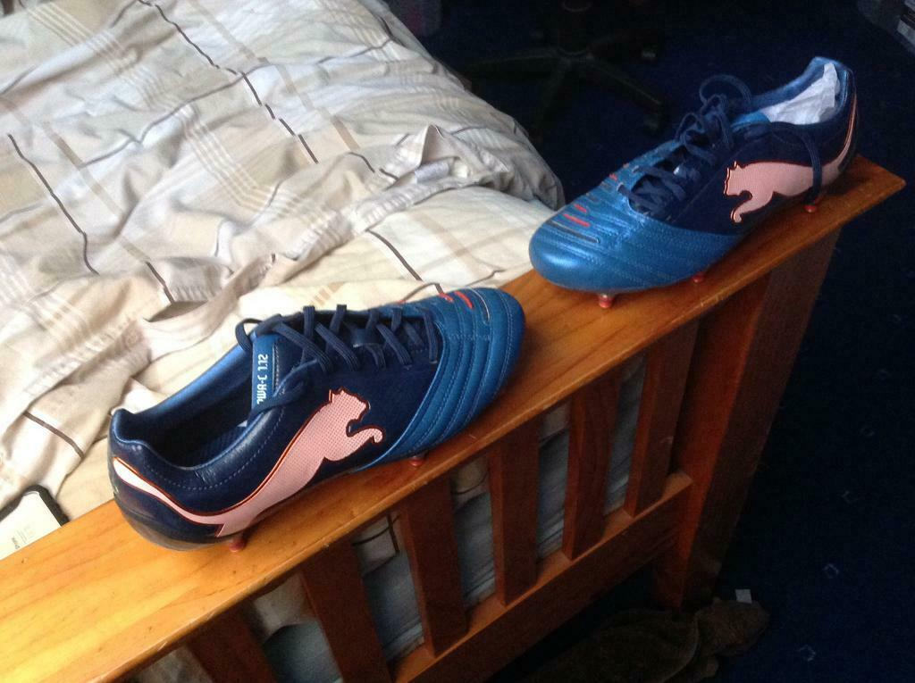 selling puma powercat 1.12 sg football boots | in Coventry, West Midlands | Gumtree