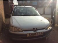 peugeut 106 for sale