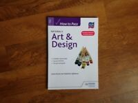 How to pass national 5 Art and Design