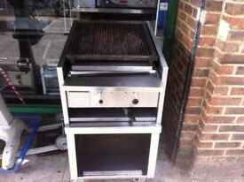 ARCHWAY GAS CHARCOAL BBQ KEBAB GRILL CATERING COMMERCIAL FAST FOOD RESTAURANT KITCHEN SHOP