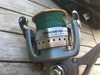 Daiwa Procaster 4000x Fishing Reel