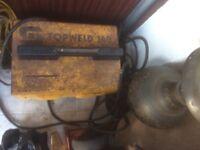 Yellow box welding set
