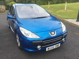 Excellent 2006 peugeot 307 xsi hdi