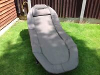 JRC BEDCHAIR full working condition £45 Ono