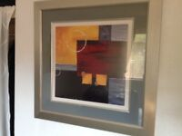 Contemporary Art Picture. £25