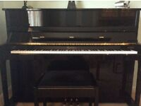 Kemble Windsor Upright Piano
