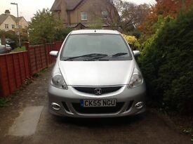 Honda Jazz 1.4 SE Sport 5 door.