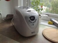 Morphy Richards bread maker, as new.