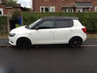 Skoda fabia vrs 7speed dsg box cheapest in the uk at only £4250 ono s1 seat gti gtd s3