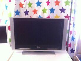 LCD lg 27 inch tv