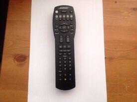 Bose321 remote