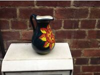 Decorative jug by cb good condition