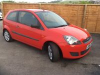 FORD FIESTA STYLE HATCHBACK 1.2 ON 56 PLATE ONLY 78,000 MILE JUST SVC