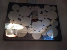 Nick Munro Bubble Glass mirror from John Lewis