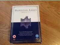 Downtown Abbey Box Set 1-4