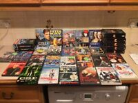 """DVD""""s job lot of around 30. £5 for the lot!"""