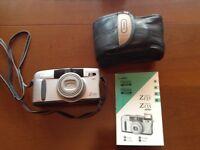 Canon Sure Shot Z135 35mm film camera