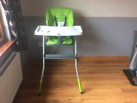 Chico Jazzy High Chair