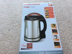 Morphy Richards Soup and Smoothy maker