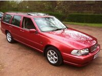1997 VOLVO V70 AUTOMATIC **EXCELLENT CONDITION**FULL MOT**FULL SERVICE HISTORY**