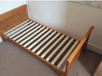 Babies R Us Hampshire Cot Bed & changing table