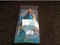 New in box elsa doll