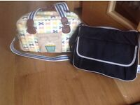 Yummy Mummy Changing Bag with changing mat & Boots changing bag