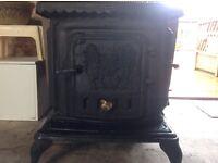 Multi fuel fire / stove/ woodburner