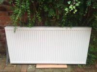 Heating radiator 1.4m by 0.7m
