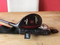 Adams hybrid golf club