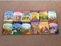 Children's Chad Valley Start Reading Books Pack of 12 - Like New