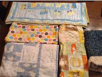 Baby blankets - bundle