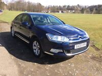 Stunning 2009 Citroen C5 Exclusive HDI. MOT Feb-2019. Full Service History. P/X is Possible