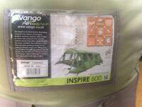 Vango airbeam inspire 600