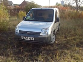 FORD TRANSIT DIESEL CONNECT T200L. 12/2/07