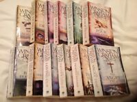 Poldark Series by Winston Graham completion collection of 12 paper back books