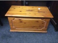 Vintage solid oak desk
